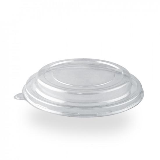 Крышка полукупольная PET | Прозрачная Ø=187мм, h=20мм