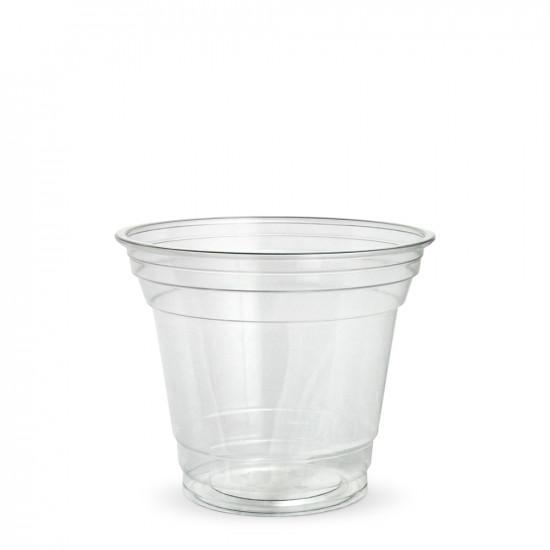 Стакан для коктейлей PET 200мл | Прозрачный Ø=95мм, h=80мм, NEW