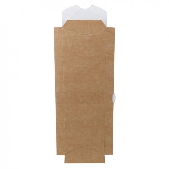 Упаковка бумажная для лаваш-роллов | Крафт