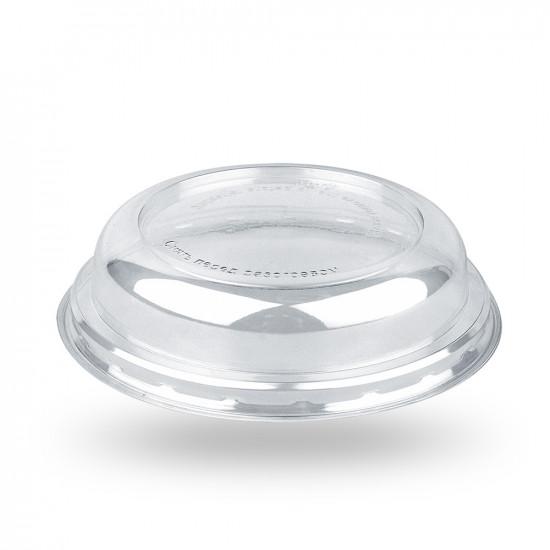 Крышка купольная PET | Прозрачная Ø=150мм, h=30мм