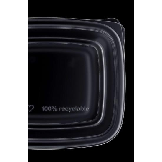 Крышка PP | Прозрачная для контейнеров 015095 / 015096