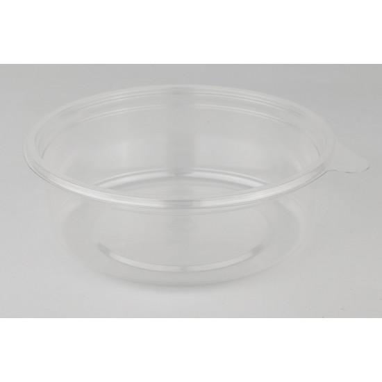 Контейнер круглый PET 350мл | Прозрачный Ø=131мм, h=44мм