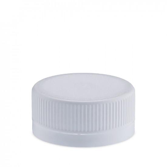 Крышка для PET-бутылки Ø=28мм   Белая