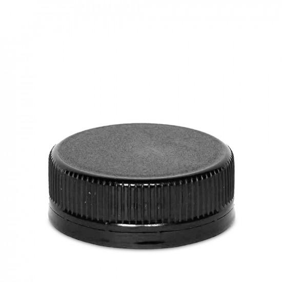 Крышка для PET-бутылки Ø=38мм | Черная