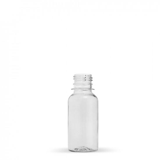 Бутылка PET 100мл   Прозрачная Ø=28мм