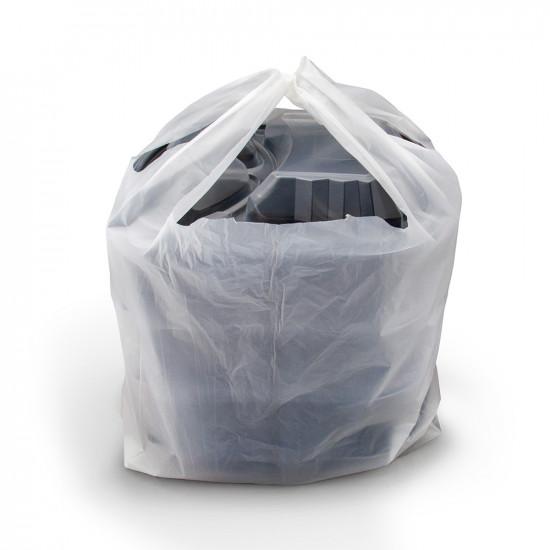 Пакет Био «Майка» кукурузный крахмал   Белый 270*500мм