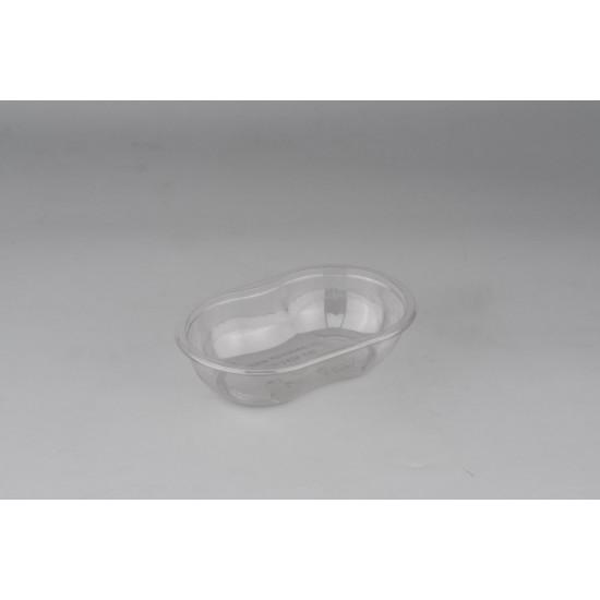 Контейнер (Ванночка) PET 250мл | Прозрачный 141*92*35,5мм