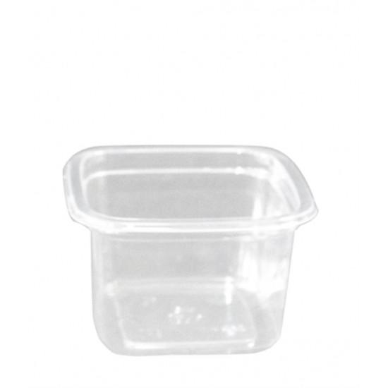 Контейнер (Кубик Лондон) PET 300мл   Прозрачный 93*93*69мм